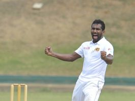 SLC: Lakshan Sandakan and Chamika Karunaratne added to Sri Lanka Test Squad