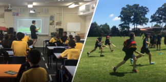 Sydney Thunder: Students empowered by Thunder Leadership Program
