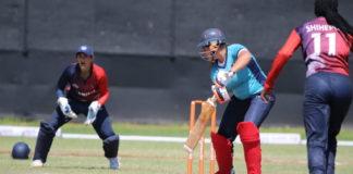 Cricket Namibia: Namibian cricketers working hard