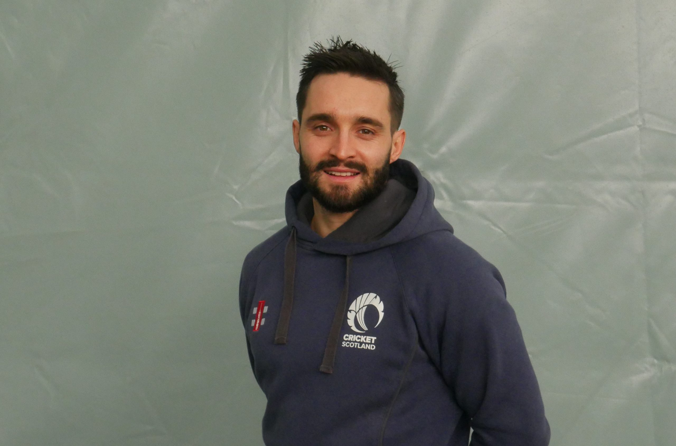Cricket Scotland: Karamouzis delighted to be back with team ahead of busy 2021