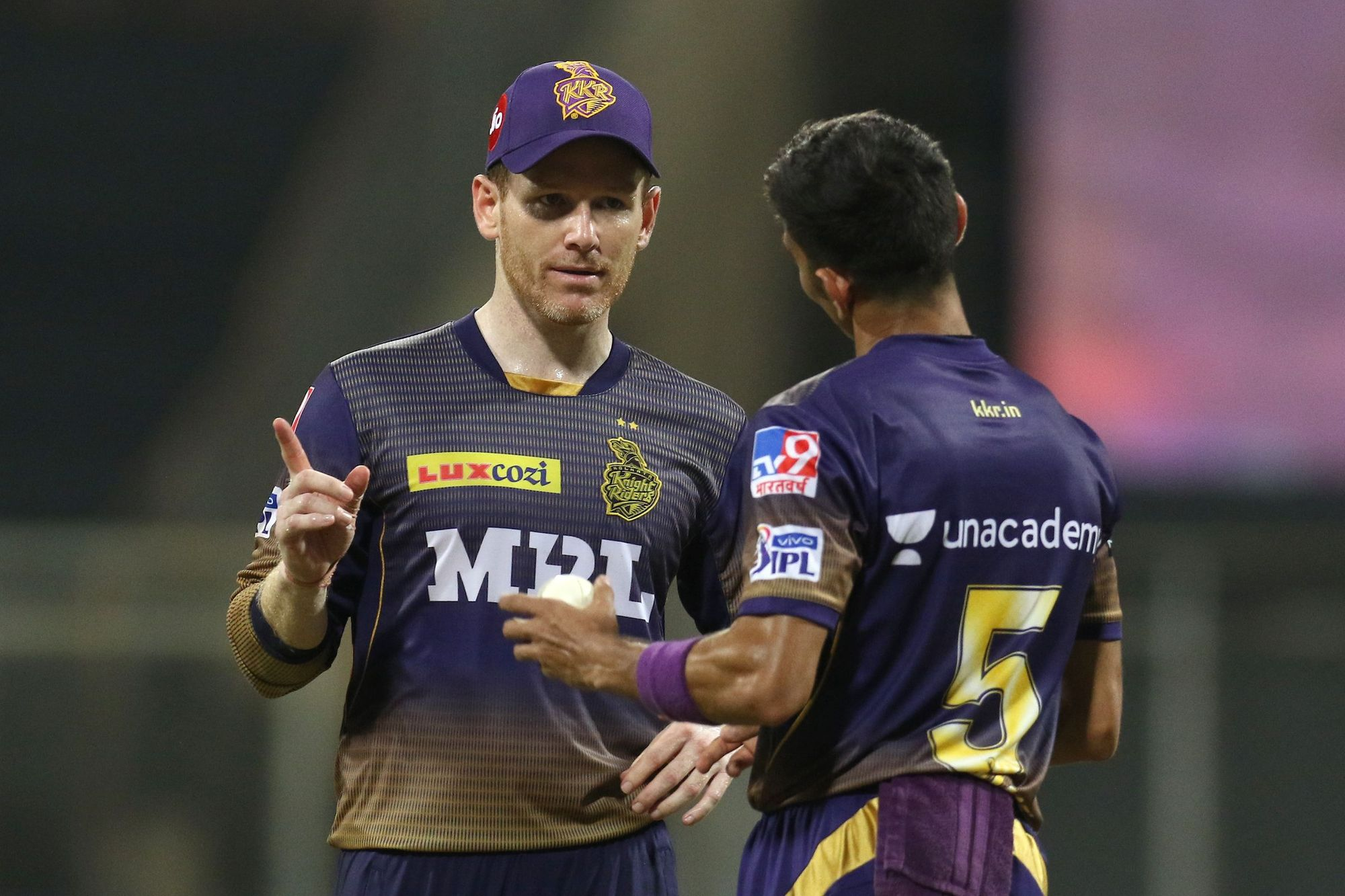 IPL: Eoin Morgan fined for slow over-rate