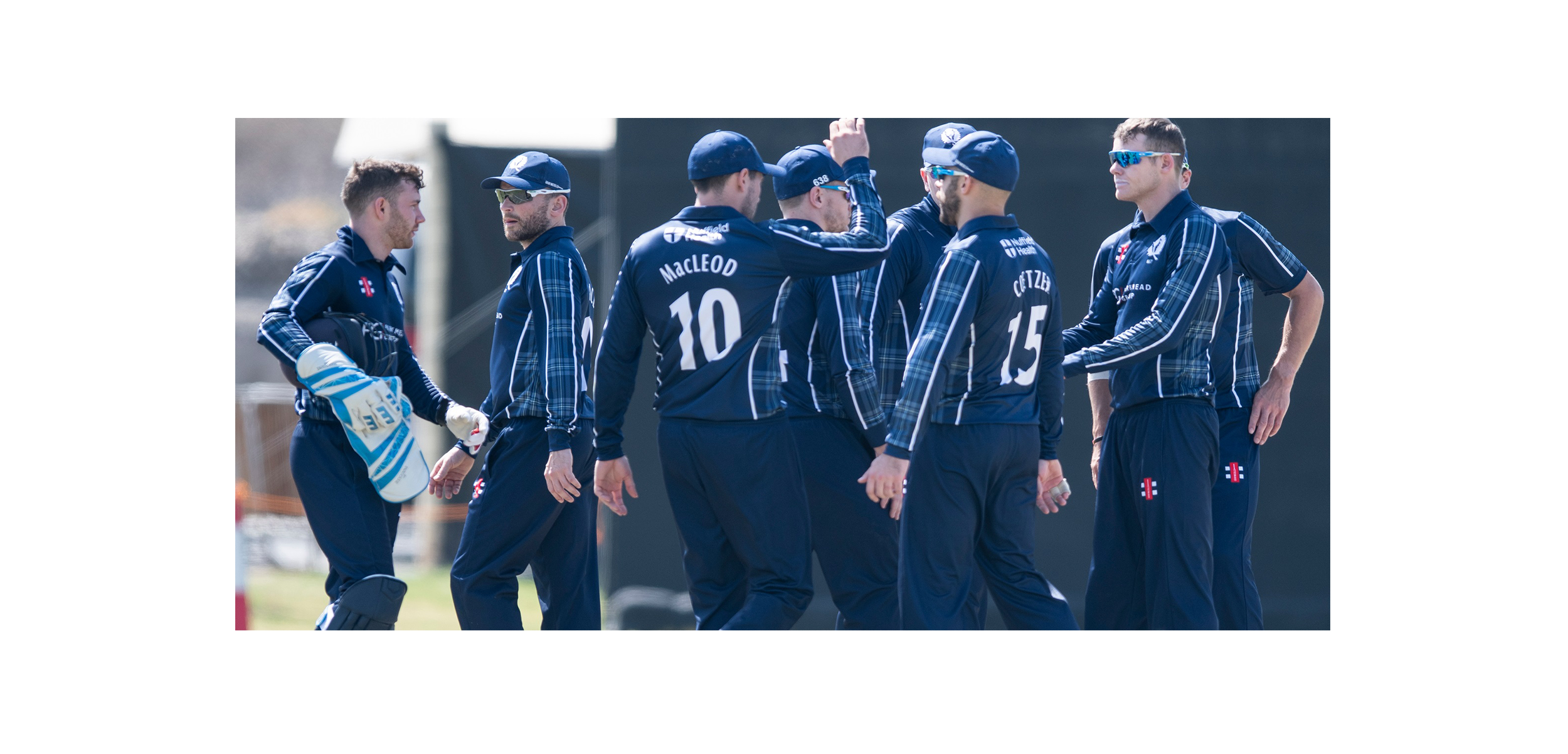 Cricket Scotland men add thirteenth contracted player for new season