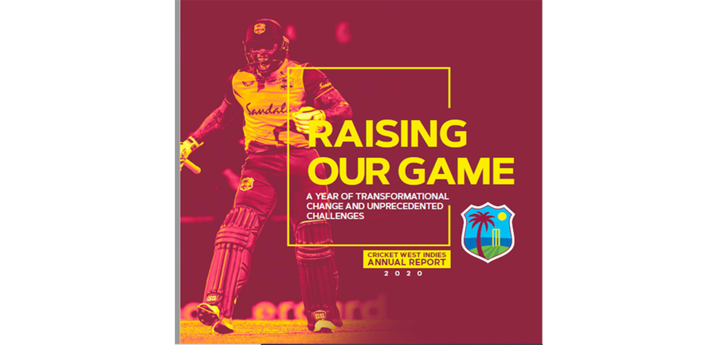 CWI annual report Oct 2019-2020 - Now available to download