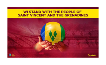 CWI stand with the government and people of St. Vincent & the Grenadines