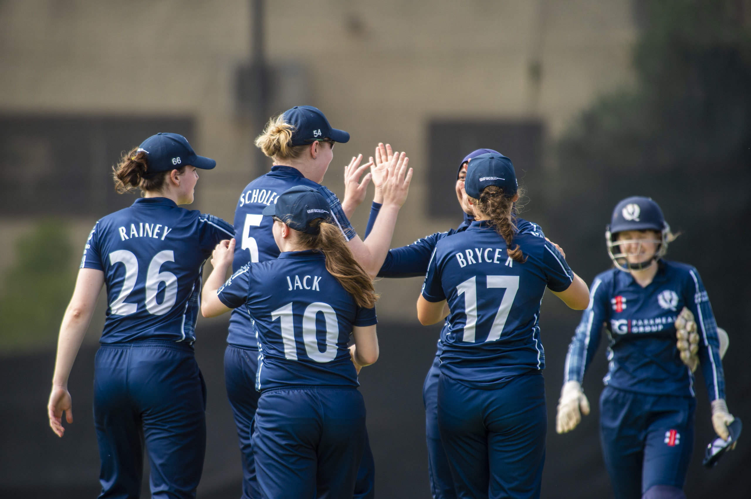 Cricket Scotland: Scotland Women name squad of 14 for Ireland series