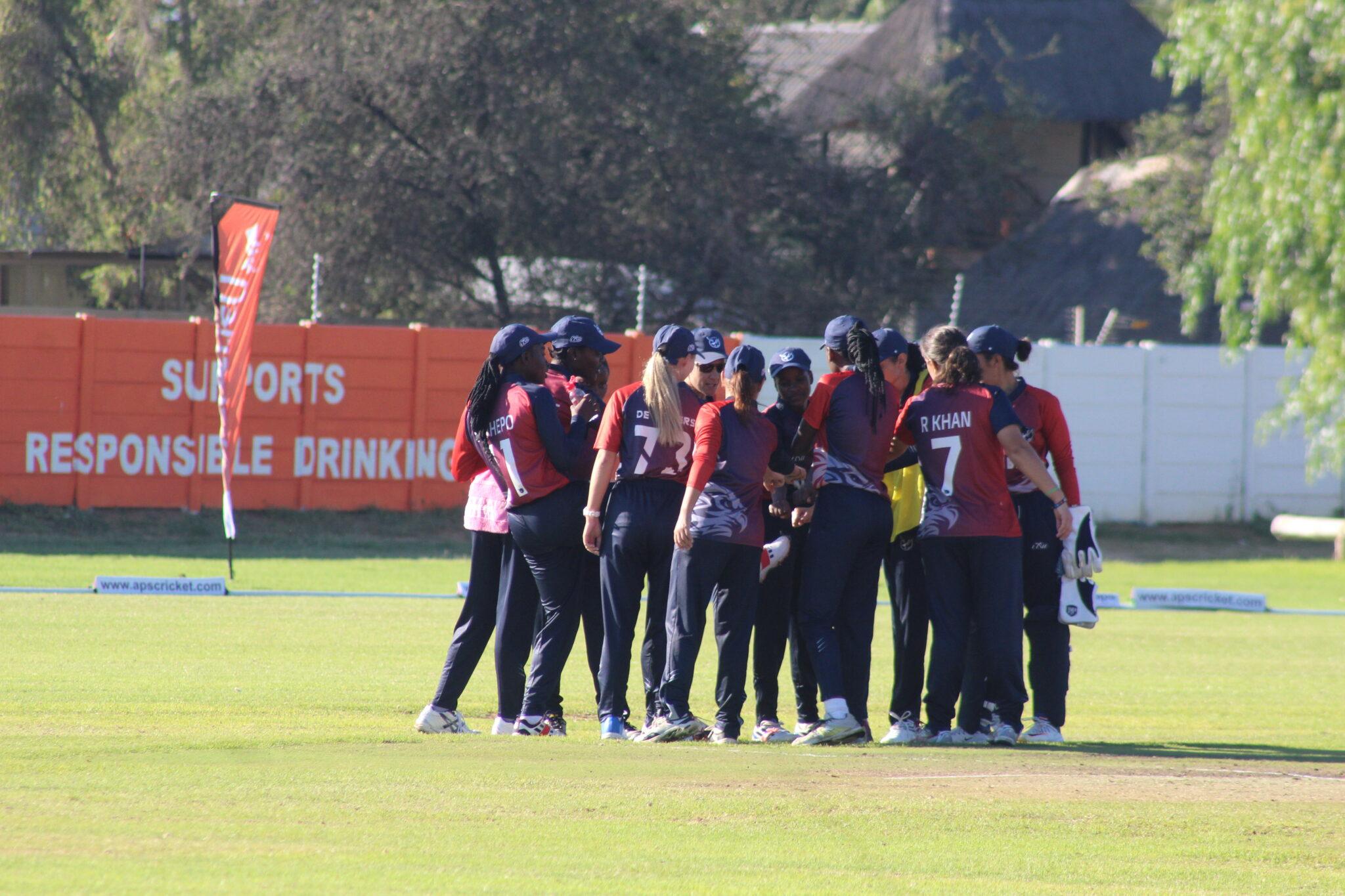 Cricket Namibia: National Women Cricket Team Compete in the Kwibuka Tournament in Rwanda