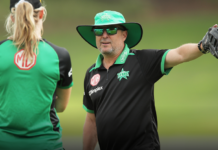 Melbourne Stars: Trent Woodhill to leave WBBL Head Coach role