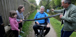 PCA: Inspirational Iggy completes 5k May