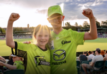 Sydney Thunder: BBL brings ACT school cricket bonanza