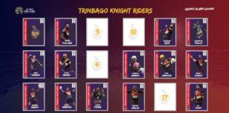 CPL: Trinbago Knight Riders announce 2021 retentions