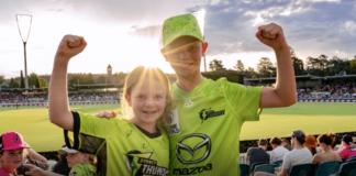 Sydney Thunder: BBL brings ACT school cricket bonanza
