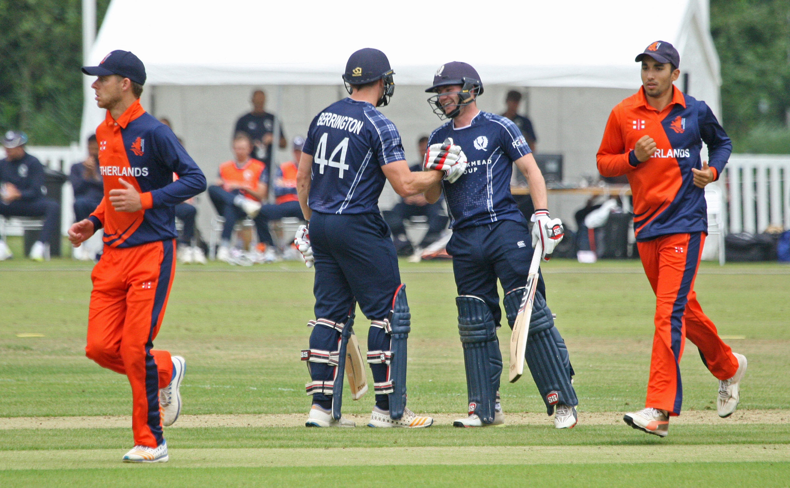 Cricket Scotland: 519-day wait for international cricket comes to an end as Scotland men face Netherlands