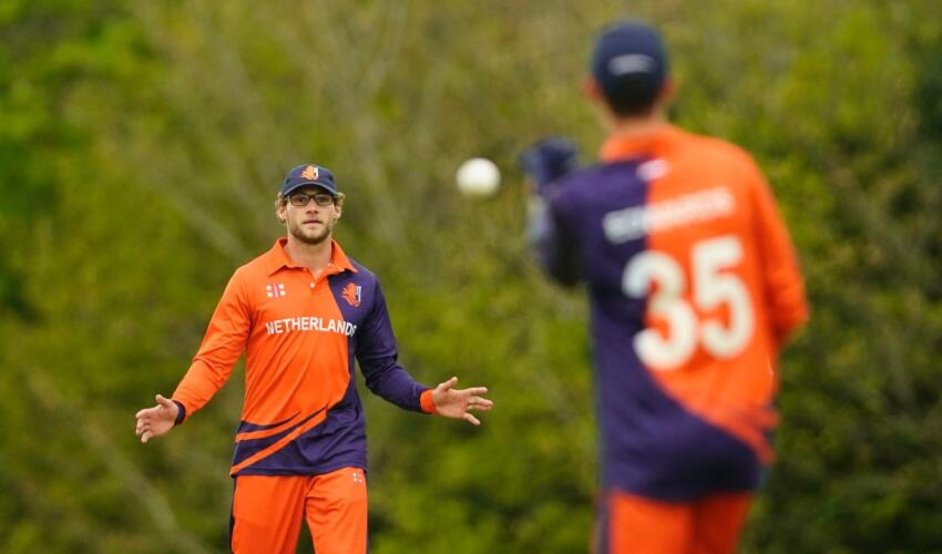 Cricket Netherlands: After ten years ODI again between the Netherlands and Scotland