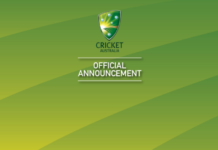 Cricket Australia: Australian Men's Preliminary list for Qantas Tour of the West Indies