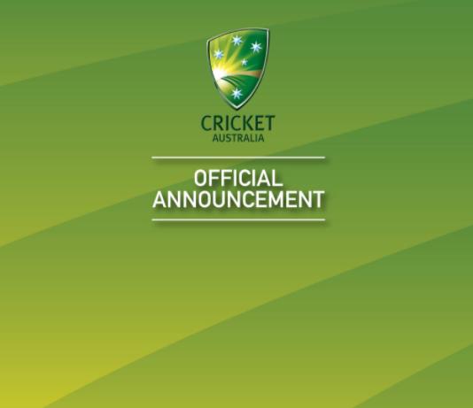 Cricket Australia: Weber Women's Big Bash League statement