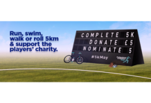 PCA: Take on 5k May in aid of the Trust