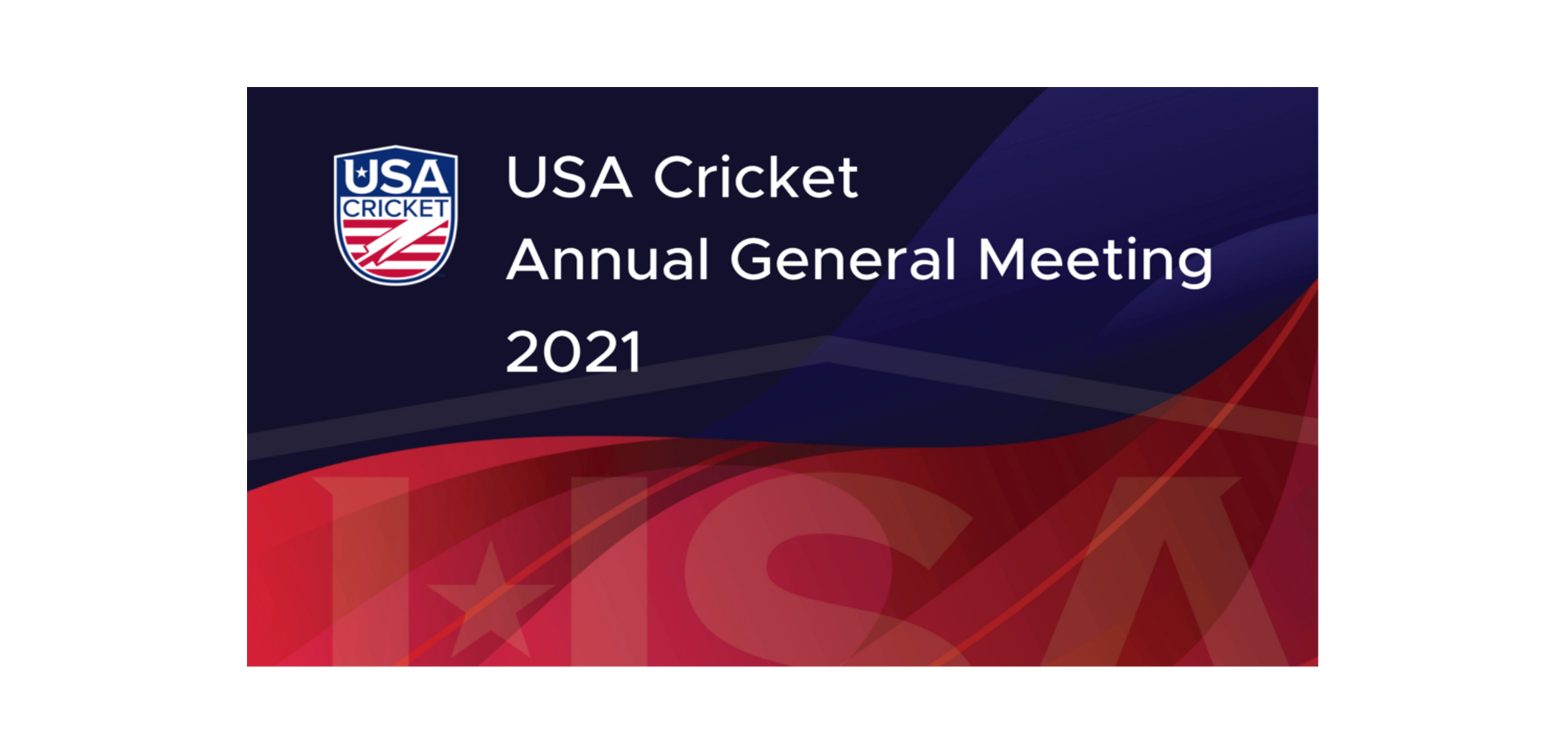 USA Cricket Annual General Meeting