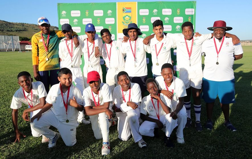 Titans Cricket Clubs receiving a helping hand in time of need