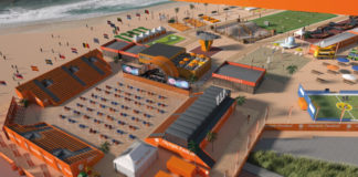 Cricket Netherlands: Imagine yourself in Tokyo during the Olympic Festival