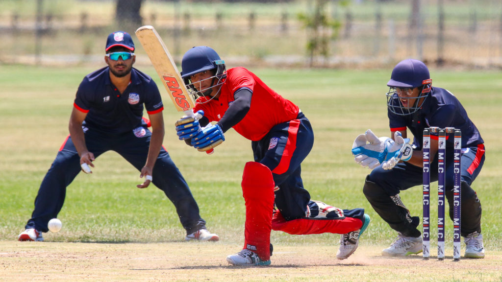 Cricket community encouraged to enjoy action at USA Cricket Men's Under 19s training matches this weekend