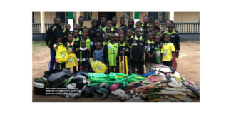 Sydney Thunder: Thunder continue support of cricket in Sierra Leone
