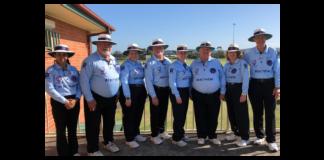 Regional NSW umpires score Cricket NSW Foundation support