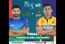 PCB: Multan Sultans and Peshawar Zalmi to battle for HBL PSL 6 glory