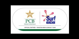 PCB: Surf Excel becomes Pakistan men's team's official detergent partner