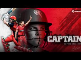 Melbourne Renegades: Molineux appointed WBBL Captain