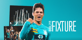 Brisbane Heat: BBL11 fixture revealed