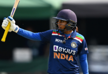 Mithali Raj back on top of MRF Tyres ICC Women's ODI Player Rankings