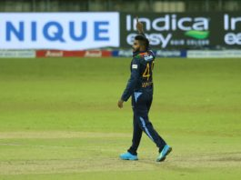 Hasaranga attains career-best second place in MRF Tyres ICC Men's T20I Player Rankings