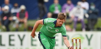 Cricket Ireland: Craig Young reveals secret to his form as Ireland eye an historic series win
