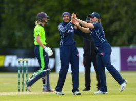 Cricket Scotland: Wheal makes it four for Scotland as The Hundred gets underway