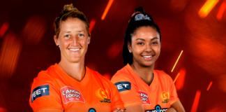 Perth Scorchers: League leaders commit to Scorchers