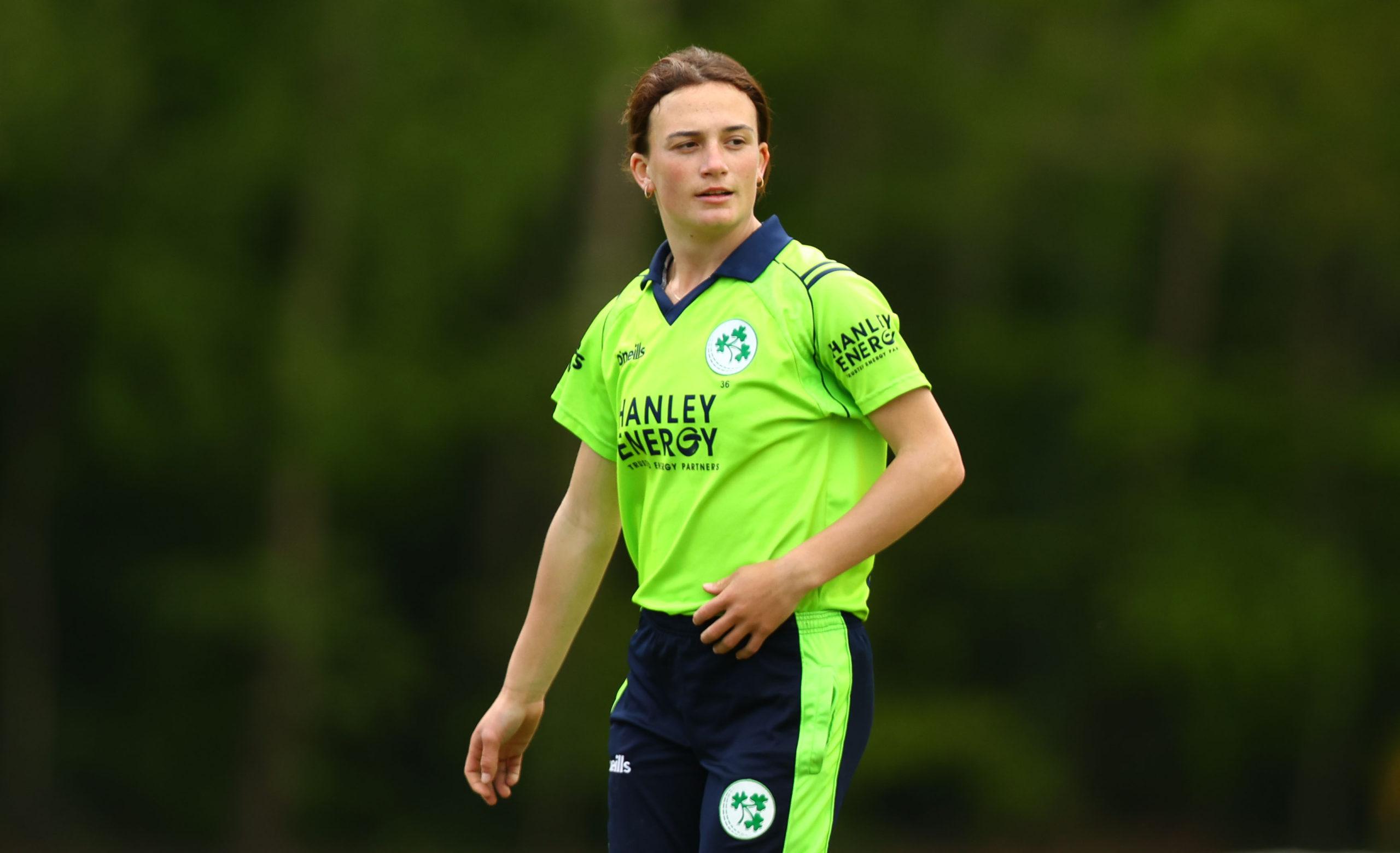 Cricket Ireland: Lara Maritz talks about Netherlands challenge, her time in Australia and future ambitions