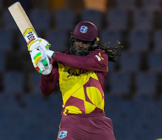 CWI: President Skerritt pays tribute to Gayle as he reached 14,000-run milestone
