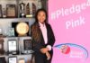 Cricket Namibia: #Pledge4Pink Campaign