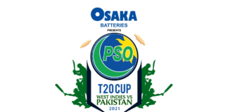 CWI: West Indies and Pakistan to play revised four-match T20I series for the Osaka presents PSO Carient T20 Cup