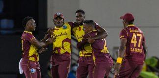CWI: 14-member squad named for 3rd CG Insurance T20 International