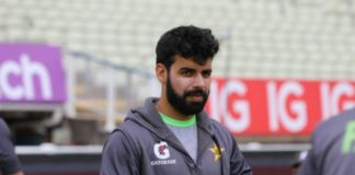 PCB: Shadab hopes Pakistan will bounce back strong in T20I series