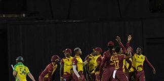 CWI: Unchanged squad named for 2nd CG Insurance T20I v Australia