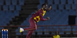 CWI: Hayden Walsh Jr to replace Roston Chase for CG Insurance ODIs