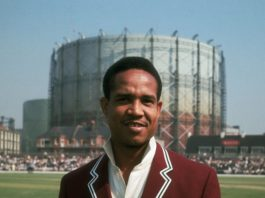 CWI: Sir Garfield Sobers celebrates 85 not out