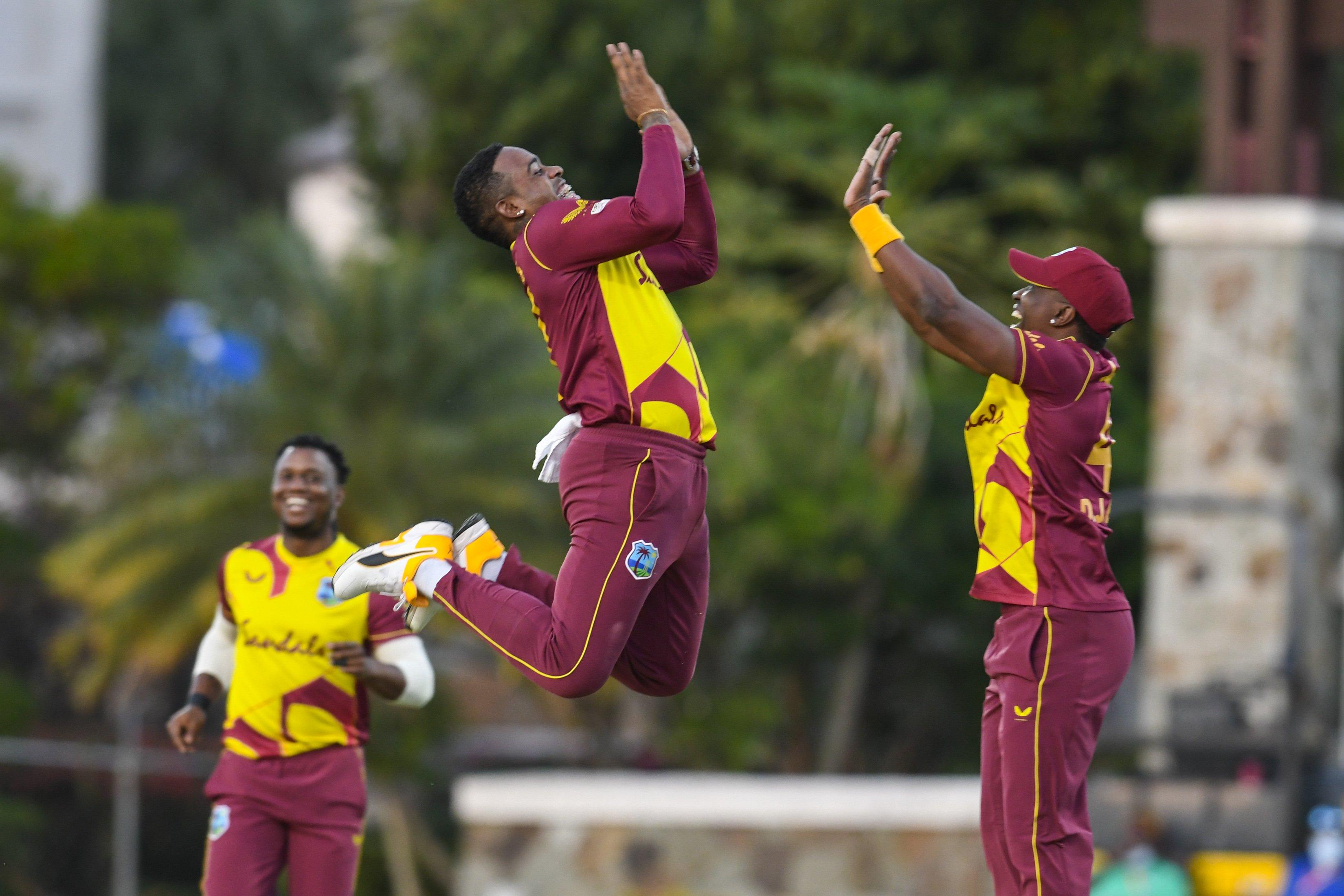 CWI: West Indies 14-member squad for 1st CG Insurance T20I vs Australia