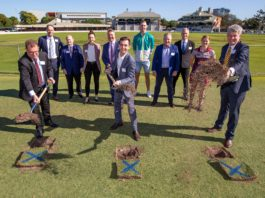 Cricket Australia: Work on final stage of National Cricket Campus facility commences