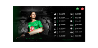 Melbourne Stars: WBBL 07 fixture released