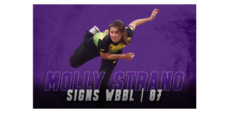 Hobart Hurricanes: Strano signs with Hurricanes