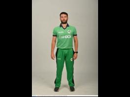 Cricket Ireland: New shirt sponsors unveiled for Ireland Men's cricket team