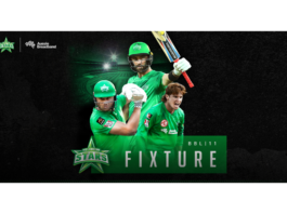 Melbourne Stars make CitiPower Centre debut as BBL 11 fixture confirmed